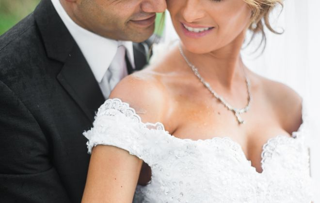 Tiffany A. Goldpenny and Stefano S. Charalambides marry in Hamilton, Ont.