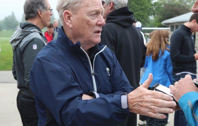 Former Bills GM Bill Polian. (James P. McCoy/Buffalo News)