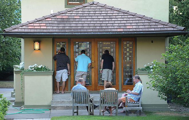 Area beer and architecture lovers can meet up at the fifth annual Bricks & Brews on July 14 at the Darwin Martin House at 143 Jewett Parkway. (Dan Cappellazzo/Special to The News)
