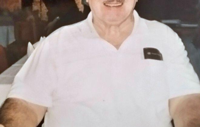 Gaza Papp, D-Day veteran