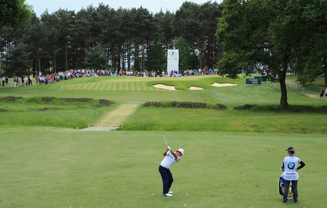 Playing smart, what's the goal on this shot? (Getty Images)