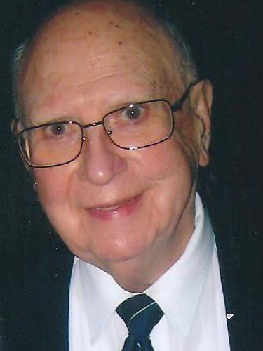 James J. Dorscheid, 92, active in Infant of Prague Church