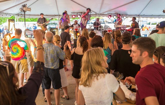 More than 30 bands are set to perform at the East Aurora Music Festival, a day-long event with plenty for the whole family to do. (Don Nieman/Special to The News)