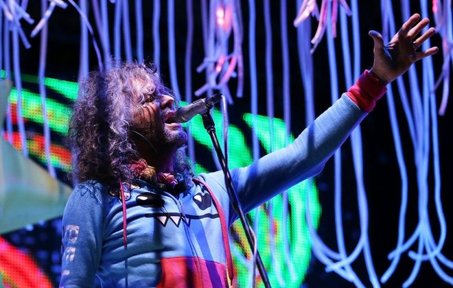 Wayne Coyne and The Flaming Lips join the Buffalo area's summer lineup with an appearance at Rapids Theatre on September 20. (Getty Images)