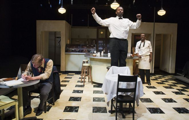 """The opening of Shaw Festival's critically acclaimed 2016 production of """"Master Harold... and the Boys"""" has been postponed to Feb. 16. (Photo by David Cooper)"""