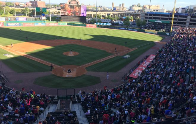 Quick Hits: Bisons 4, Charlotte 0
