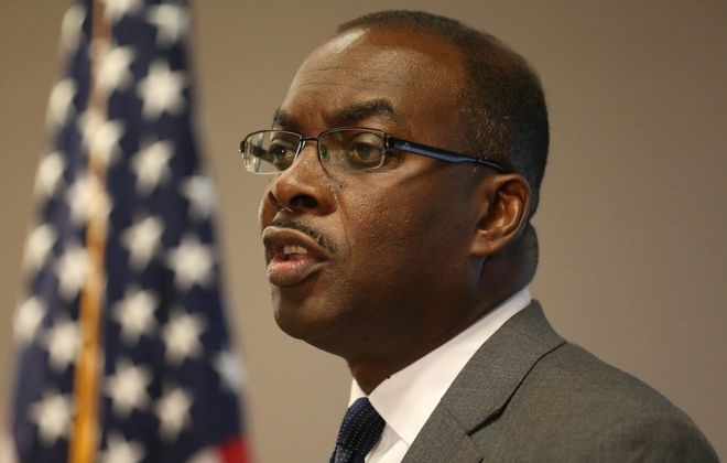 Buffalo Mayor Byron Brown. (News file photo)