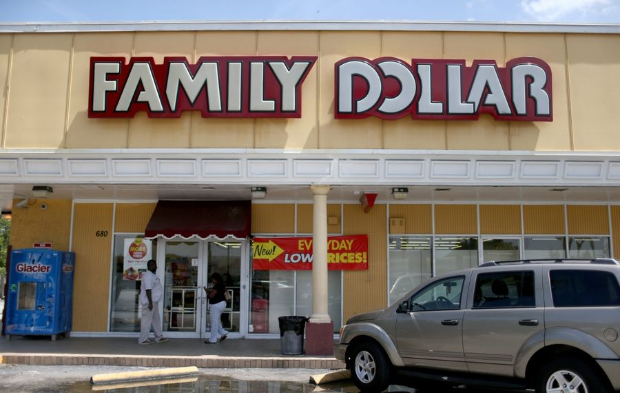 A Family Dollar store is one of several properties to change hands in recent deals valued at several million dollars. (Getty Images)