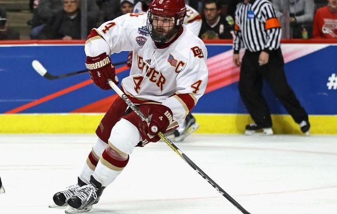 Decision time is near for top college free agent Will Butcher (Getty Images).