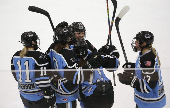 Buffalo Beauts have made a surprise coaching change. (Sharon Cantillon/News file photo)