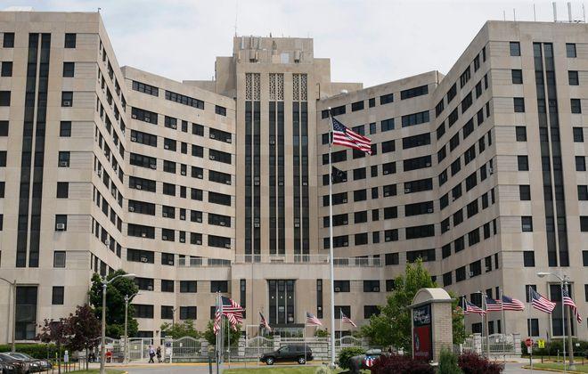 Veterans Administration Medical Center in Buffalo.  (Derek Gee/Buffalo News file photo)