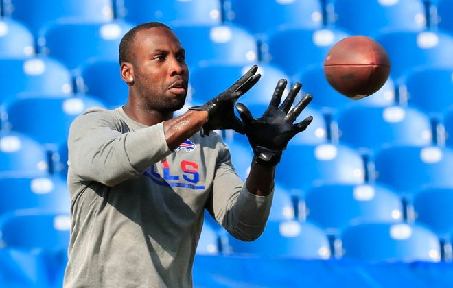 Anquan Boldin announced his retirement after 13 days with the Bills. (Harry Scull Jr./News file photo)