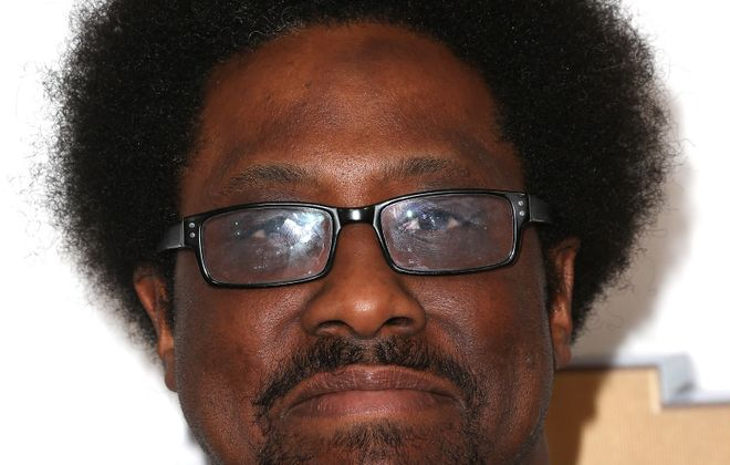 Comedian W. Kamau Bell at the 44th NAACP Image Awards in 2013. (Frederick M. Brown/Getty Images for NAACP Image Awards)
