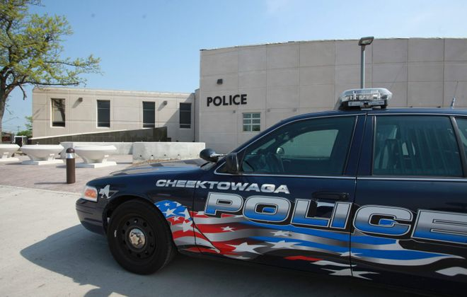 Cheektowaga Police Department. (Harry Scull Jr./News file photo)