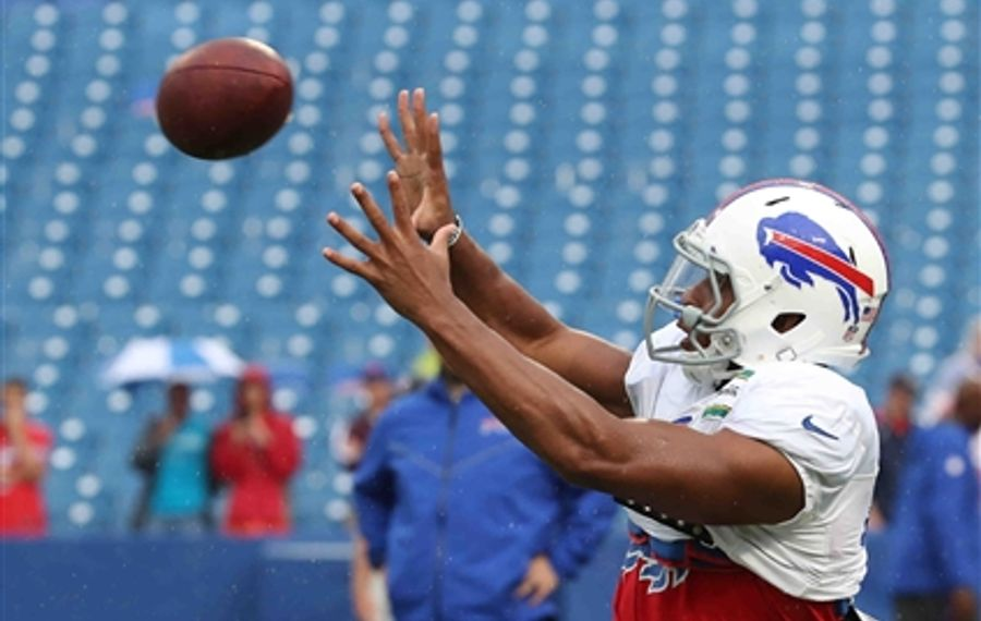 Bills Training Camp: Day 8 in pictures
