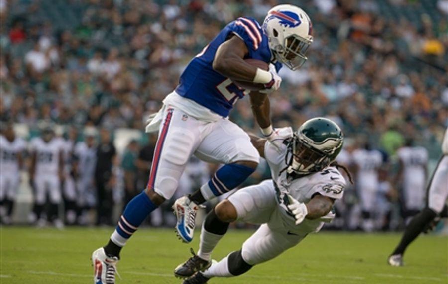 Eagles 20, Bills 16 (Preseason Week Two)