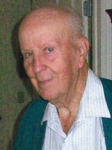 Nicholas Dicky Jr., 96, retired carpenter and World War II veteran