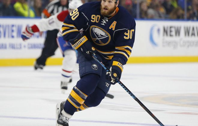 Ryan O'Reilly (Harry Scull Jr./News file photo)