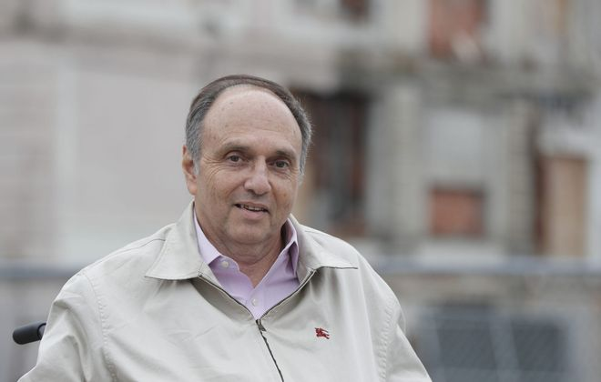 Federal prosecutors have not accused developer Robert Morgan of wrongdoing, but his company was rocked when his son and nephewwere named in an indictment alleging mortgage fraud. (Mark Mulville/Buffalo News)