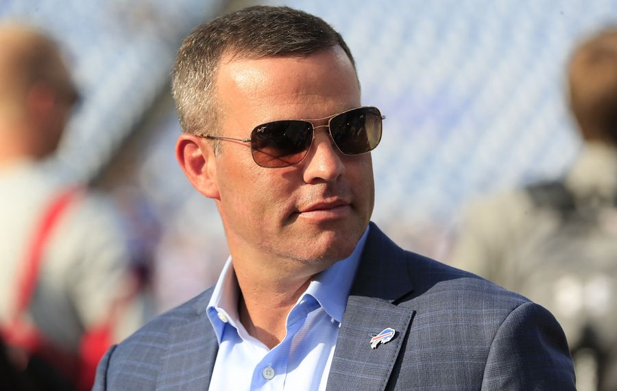 Brandon Beane recalls worry about winning over 'Bills Mafia' in his first season