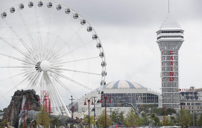Niagara Casinos in Ontario has closed the Fallsview Casino Resorts and Casino Niagara. (News file photo)
