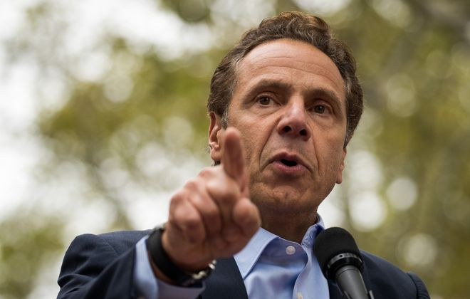 With his election to a third term, Gov. Andrew M. Cuomo needs to focus on state ethics laws, including campaign finance. (Getty Images)