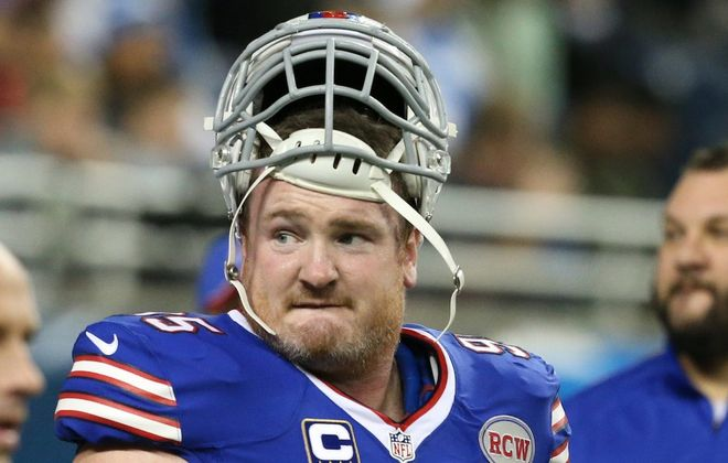 Former Bills defensive tackle Kyle Williams (News file photo)