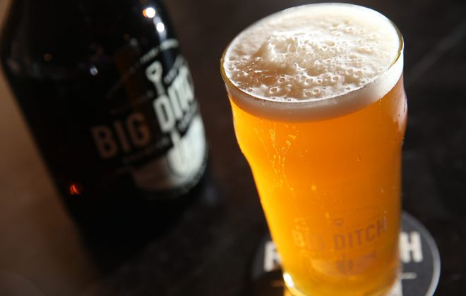 Big Ditch Brewing Company will be featured in a PBS show on the craft brewery industry. (Sharon Cantillon/Buffalo News file photo)