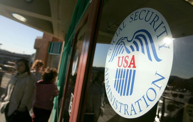 Seniors rely on Social Security, but it could end up in financial trouble..(Getty Images)