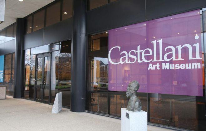 The Castellani Art Museum at Niagara University. (Robert Kirkham/Buffalo News)