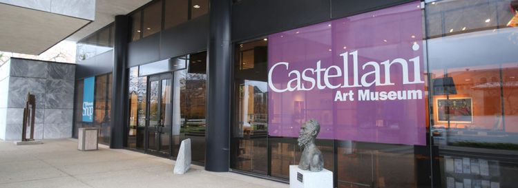 The Castellani Art Museum at Niagara University. (Robert Kirkham/Buffalo News)