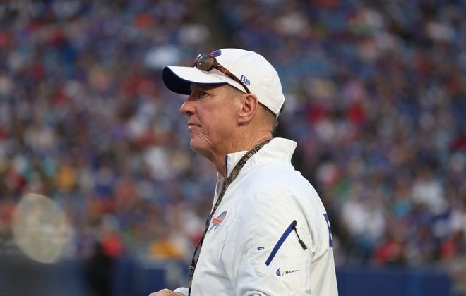 Jim Kelly (Buffalo News file photo)