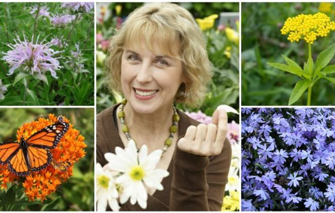 Sally Cunningham will be giving a presentation next Wednesday about native plants in Niagara Falls. (Courtesy: Western New York Land Conservancy)