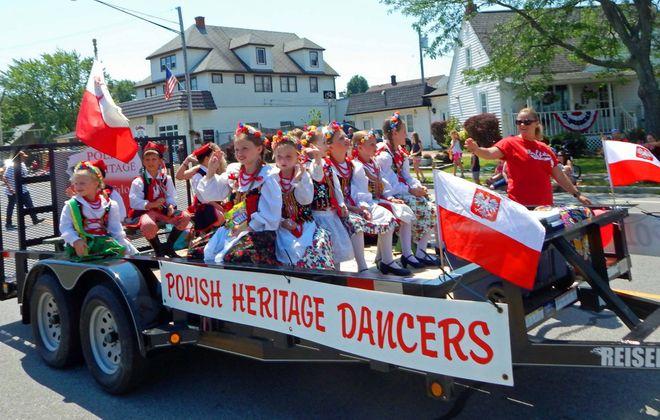 The Pulaski Day parade is July 22 in Cheektowaga. (Robert Kirkham/Buffalo News)