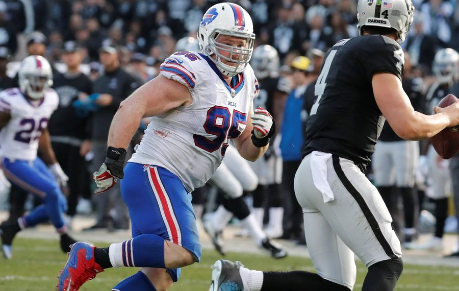 Buffalo Bills' Kyle Williams (Harry Scull Jr./News file photo)