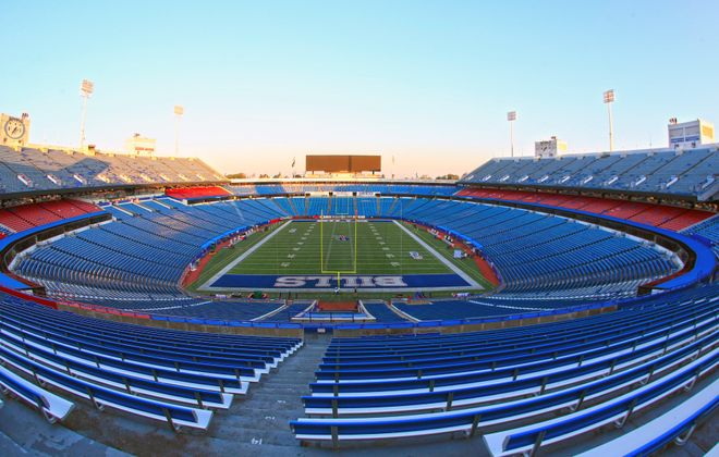 New Era Field in Orchard Park. (Harry Scull/News file photo)