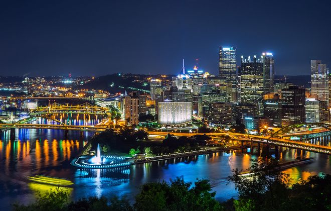 Pittsburgh's bounce-back