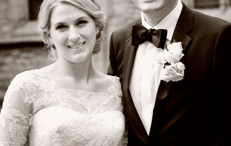 Catherine Joynt and Timothy Moriarty