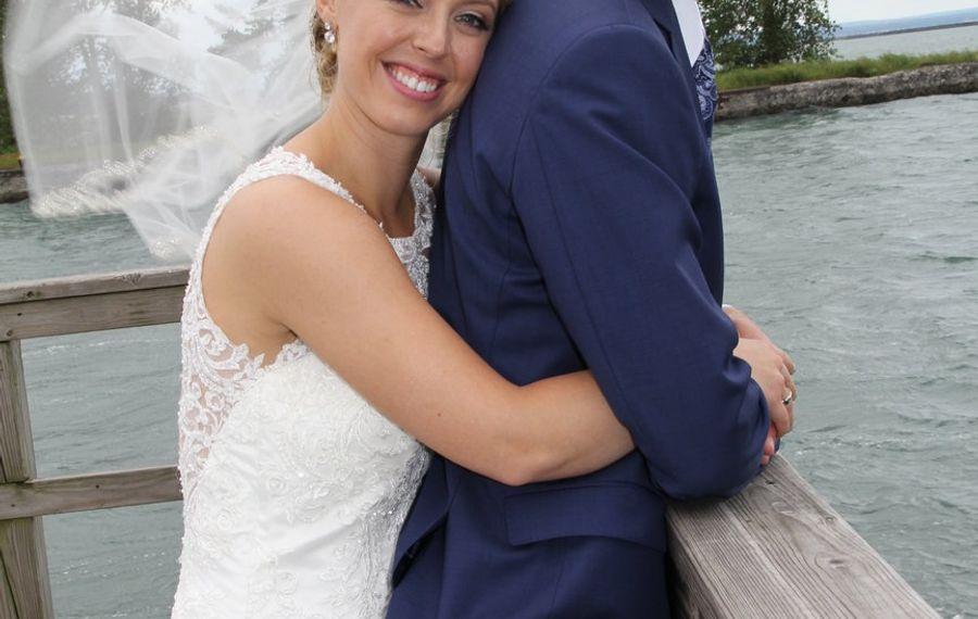 Victoria Reitz and Matthew Fitzpatrick