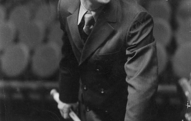 Danny DiLiberto, a Buffalo native and Canisius High School graduate, won nine world titles as a billiards player. (Buffalo News file photo)