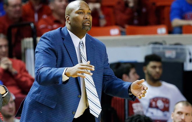 Carlin Hartman, an assistant coach at the University of Oklahoma, was born and raised in Buffalo. He grew up on the East Side and moved to Grand Island for high school, where he excelled as a basketball player. (Ty Russell/Special to The News)