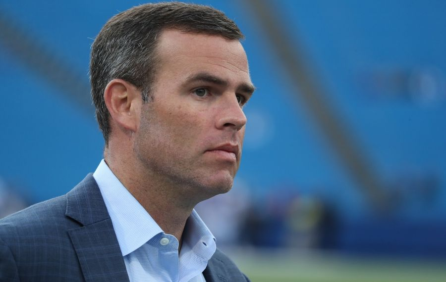 Bills General Manager Brandon Beane. (James P. McCoy/News file photo)