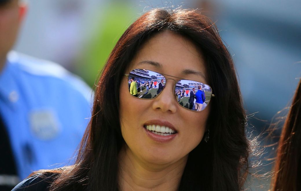 Bills co-owner Kim Pegula. (Harry Scull Jr./News file photo)