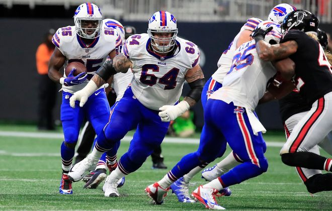 """Former Bills guard Richie Incognito will be featured on the HBO series """"Real Sports with Bryant Gumbel."""" (Harry Scull Jr./News file photo)"""