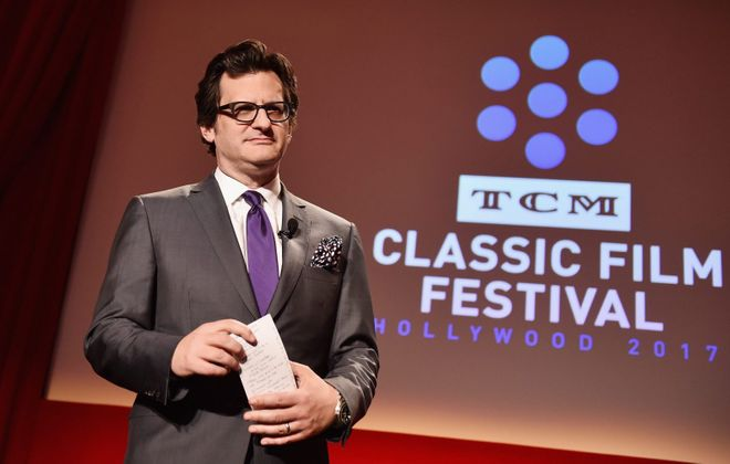 "TCM host Ben Mankiewicz will be in Buffalo for a special screening of ""The Natural.""  (Getty Images)"