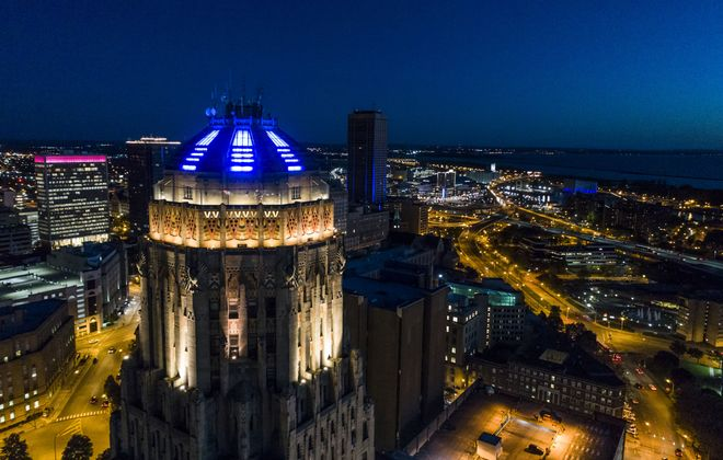 Buffalo nights have been sultry this summer. The temperature hasn't dipped below 55 degrees since late June.  (Derek Gee/Buffalo News file photo)