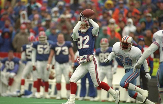 Former Bills wide receiver Don Beebe. (Getty Images)