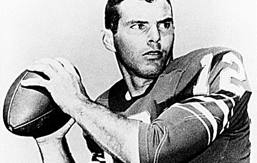 Daryle Lamonica went 66-16-6 in his career as a starting quarterback – including 4-0 in Buffalo. (Buffalo News file photo)