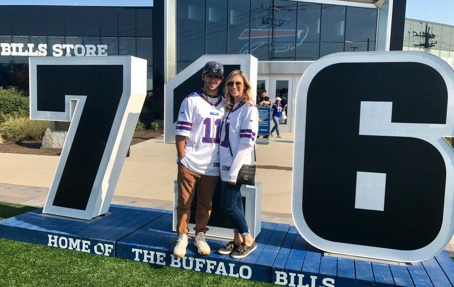 Outsider to Insider: Just Dishin Hockey's Matt Keeler finds inspiration in Buffalo's rebirth