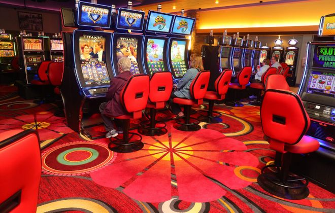 The Town of Hamburg is hoping to keep more than $800,000 in state aid it receives from hosting Hamburg Gaming. (John Hickey/News file photo)